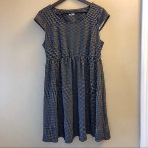 Thyme Maternity Mini Dress